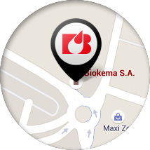 Map Biokema SA - Accueil
